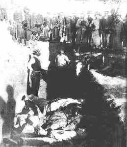 Weitere Einzelheiten Indianer-Massengrab am Wounded Knee 1890 & Sitting Bull